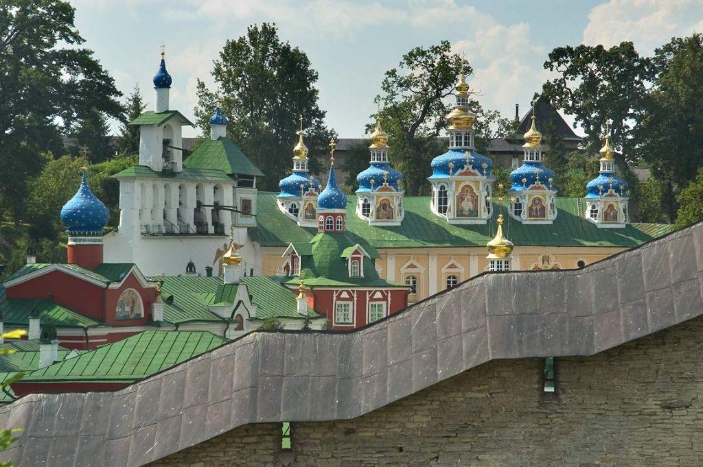 Pskov and Pechory