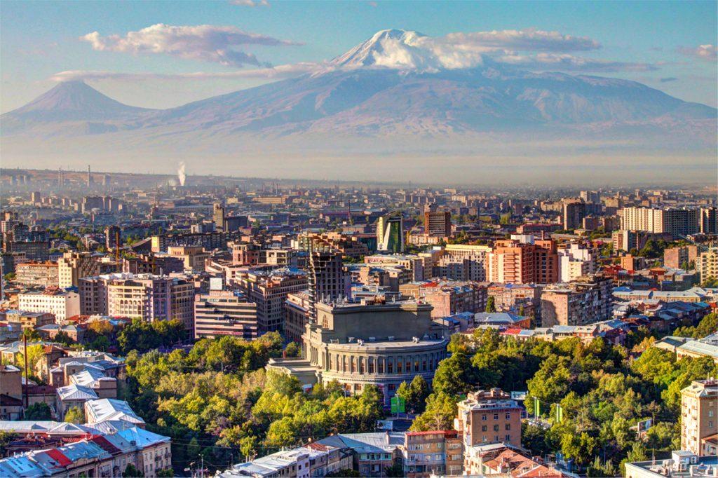 Tour To Armenia