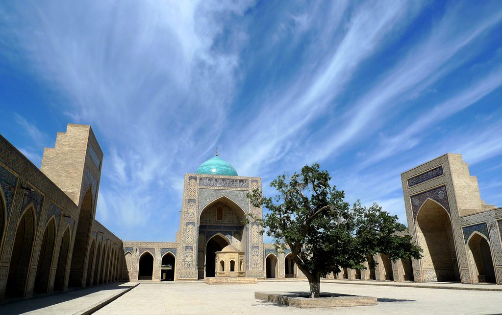 Bukhara Travel Guide