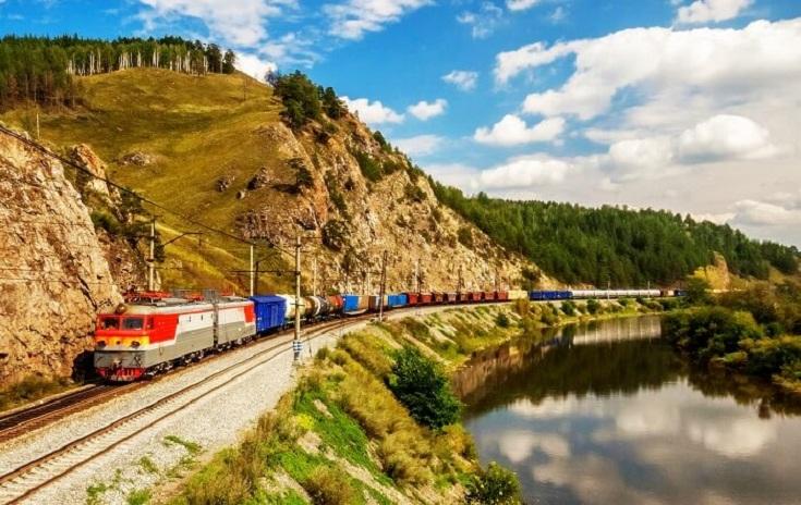 Trans Siberian: Longest Railway Line in the World