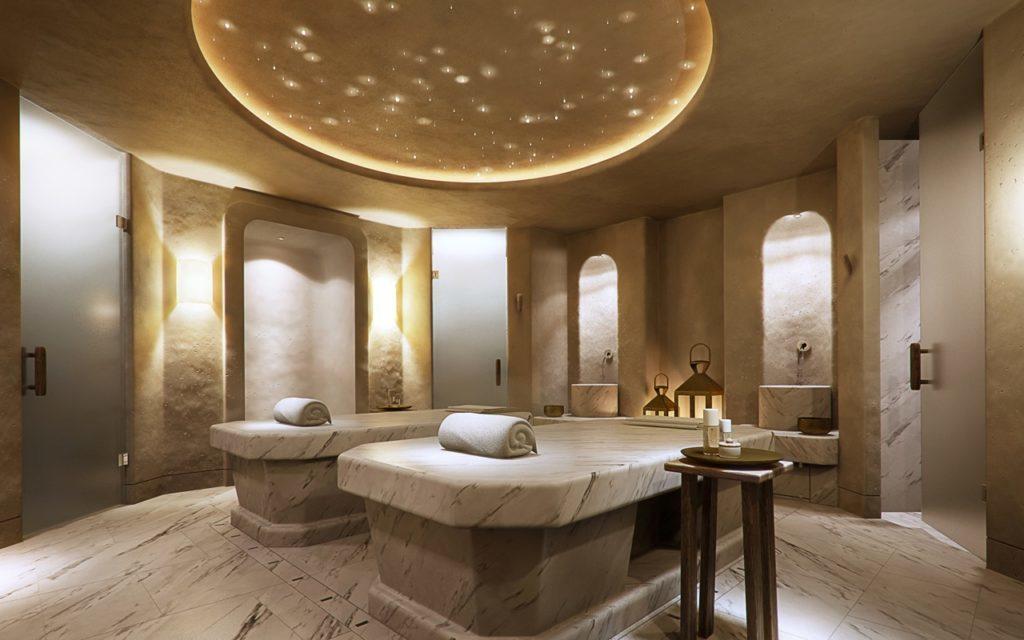 Turkish Baths in Baku