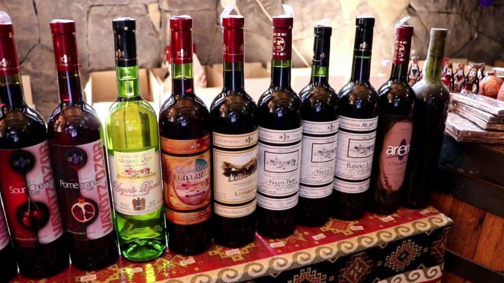 Wine in Armenia