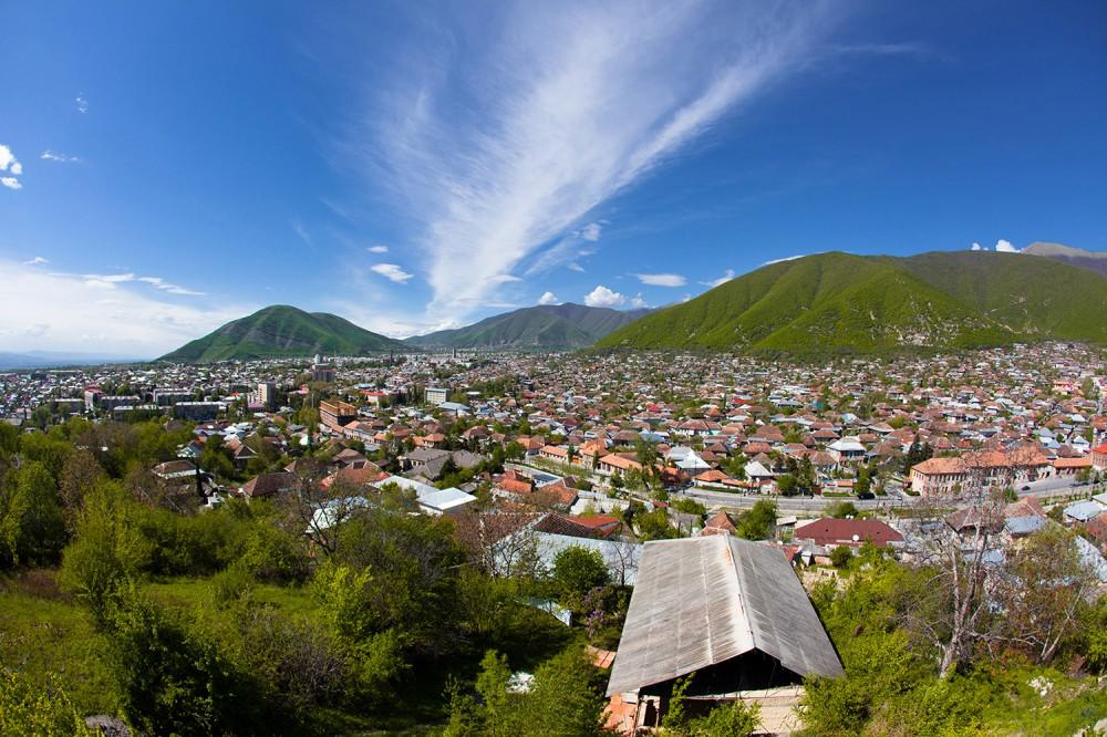 Places to See in Sheki