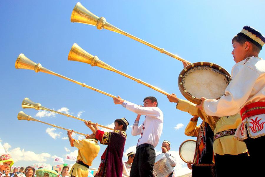 Uzbekistan Music