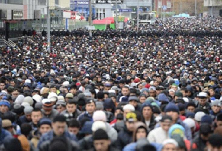 Russia Population