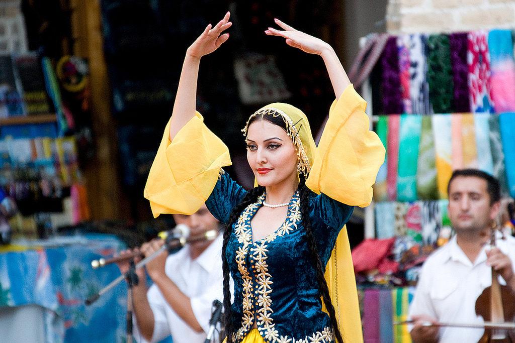 Fashion in Uzbekistan