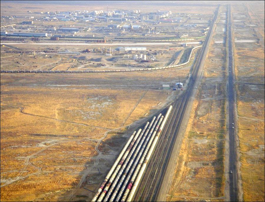 Kazakhstan Economy - A brief view