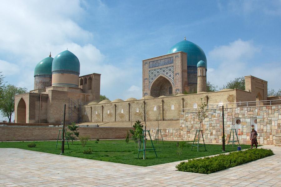Historic Centre of Shahrisabz