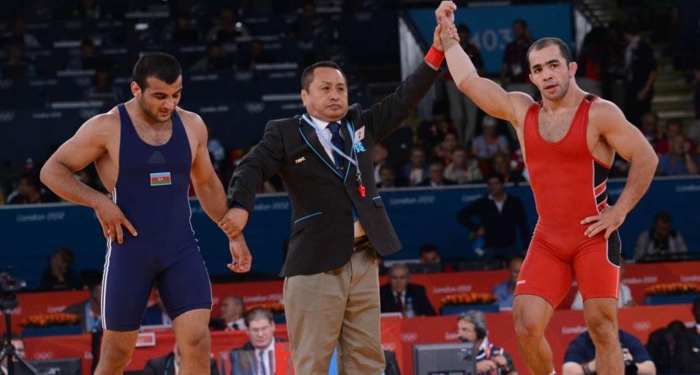 Wrestling in Armenia