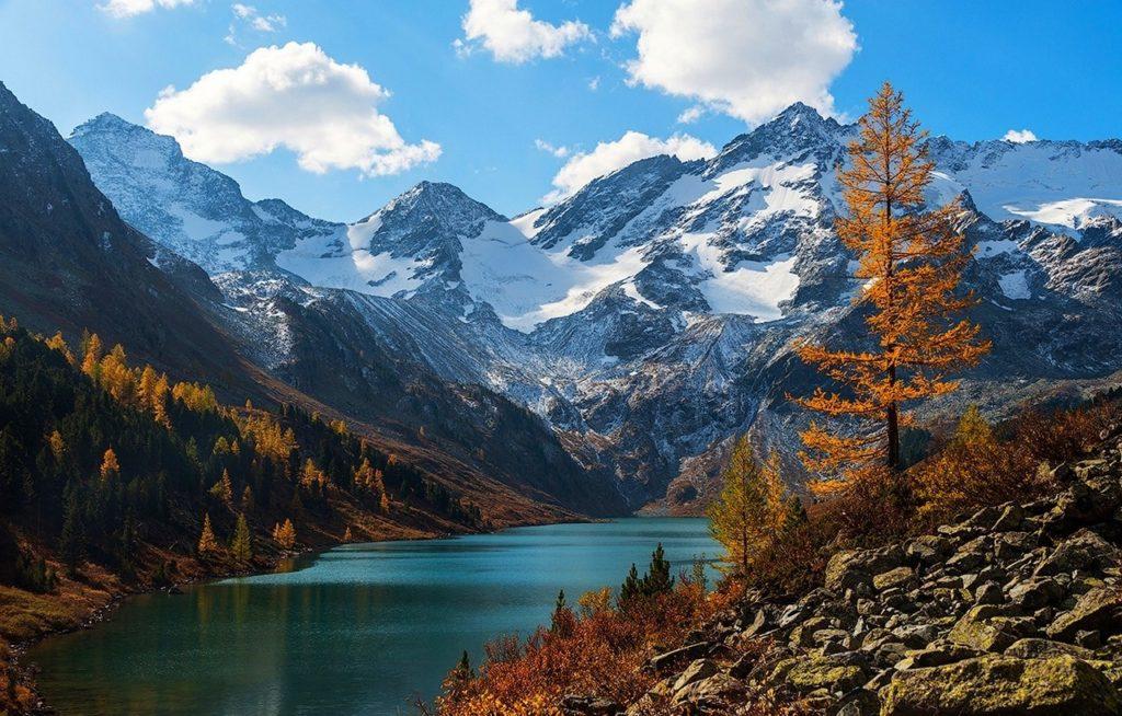Altai Mountains Russia