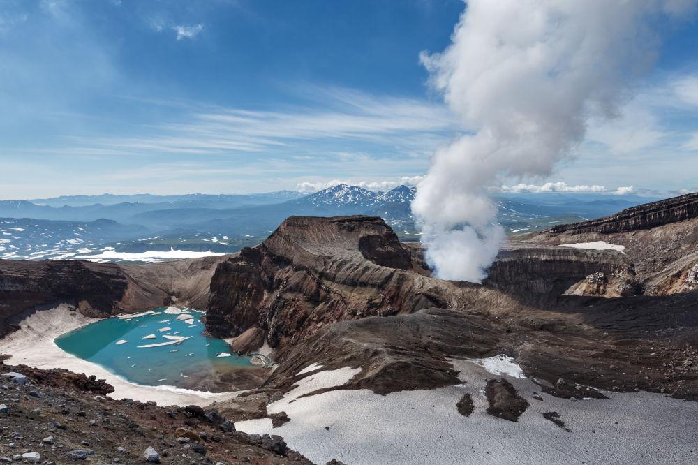 About Kamchatka Peninsula