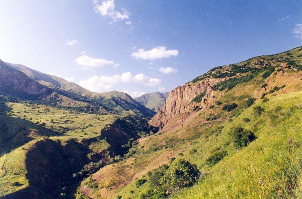 Khosrov Forest Reserve Armenia