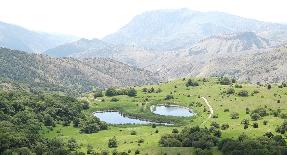 Khosrov Forest Reserve in Armenia