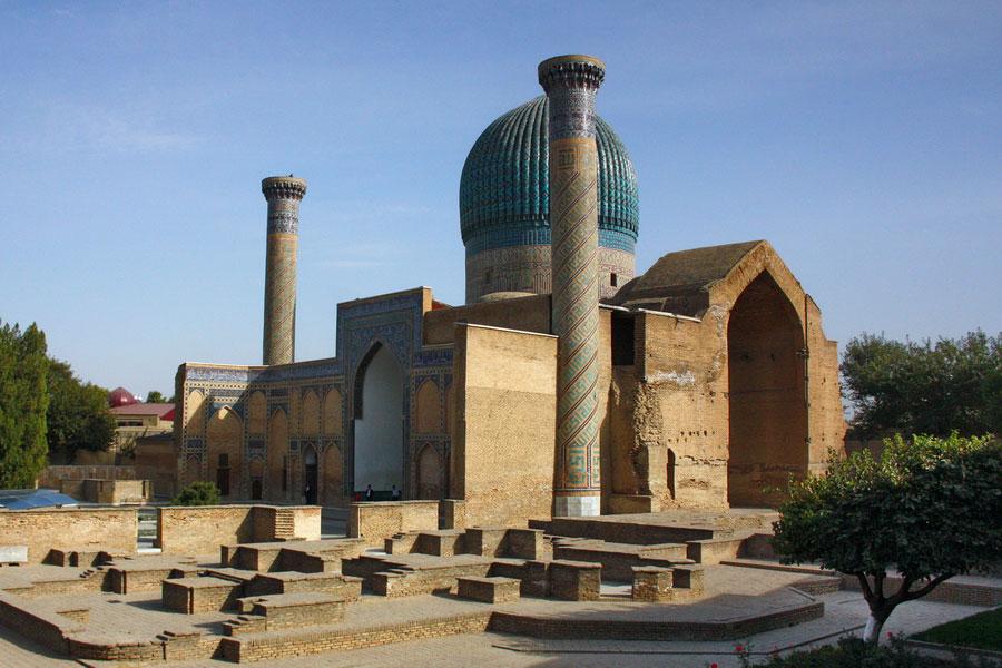 Gur e Amir - Samarkand