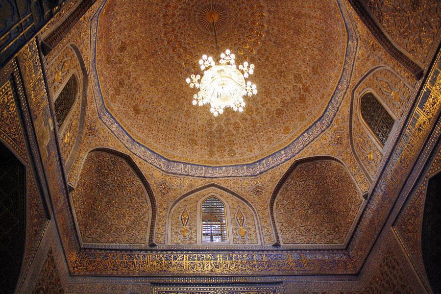 Gur e Amir in Samarkand