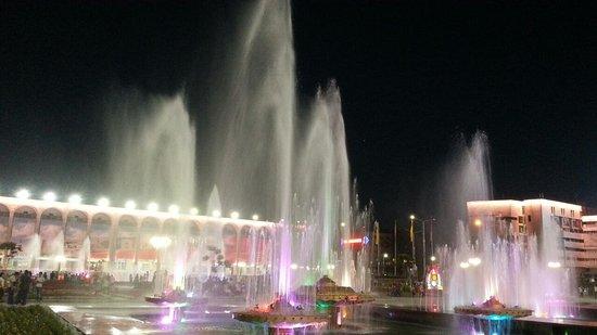 Ala Too Square in Bishkek
