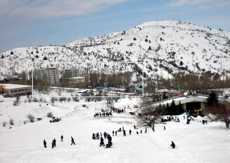 Chimgan Ski Resort
