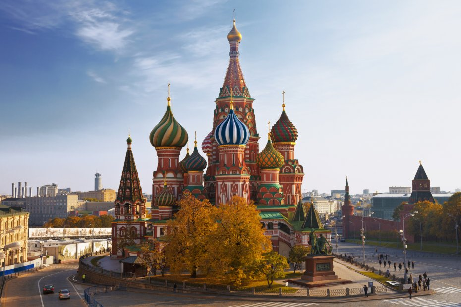 Facts about Saint Basil's Cathedral