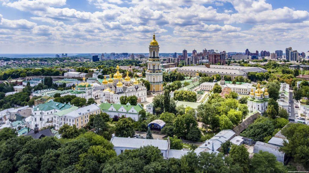 Caves Monastery Kiev