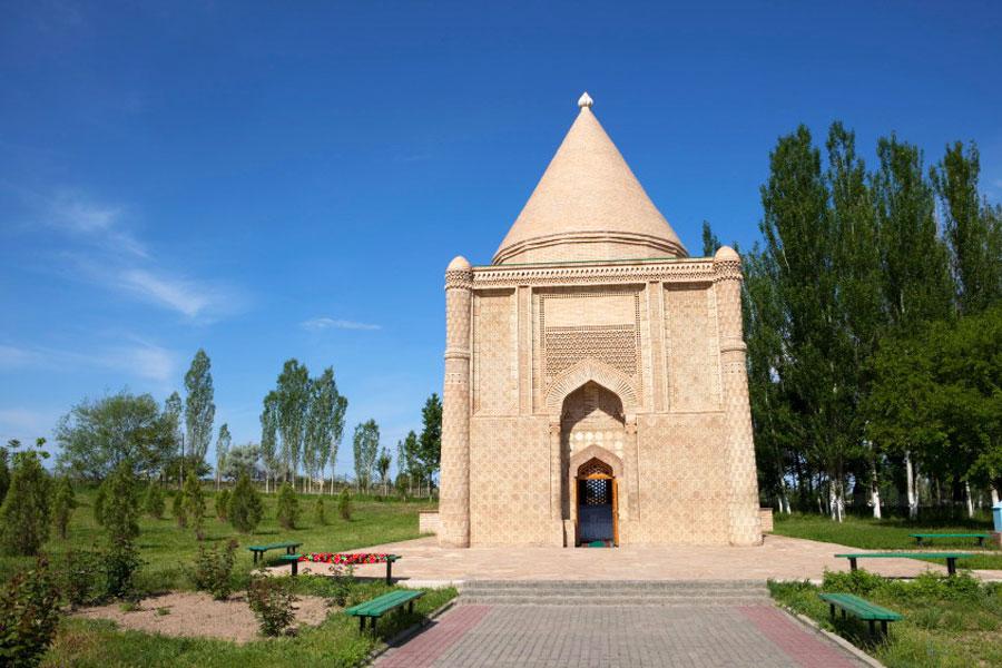 Taraz Kazakhstan Tour