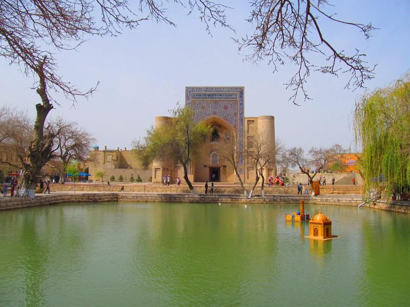 Lyab I Hauz - Bukhara