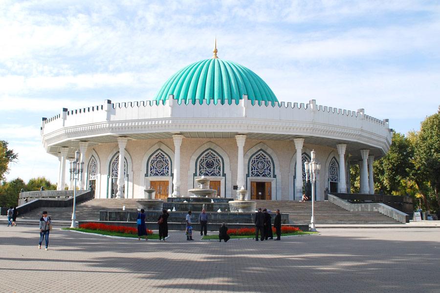 Amir Temur Square Tashkent