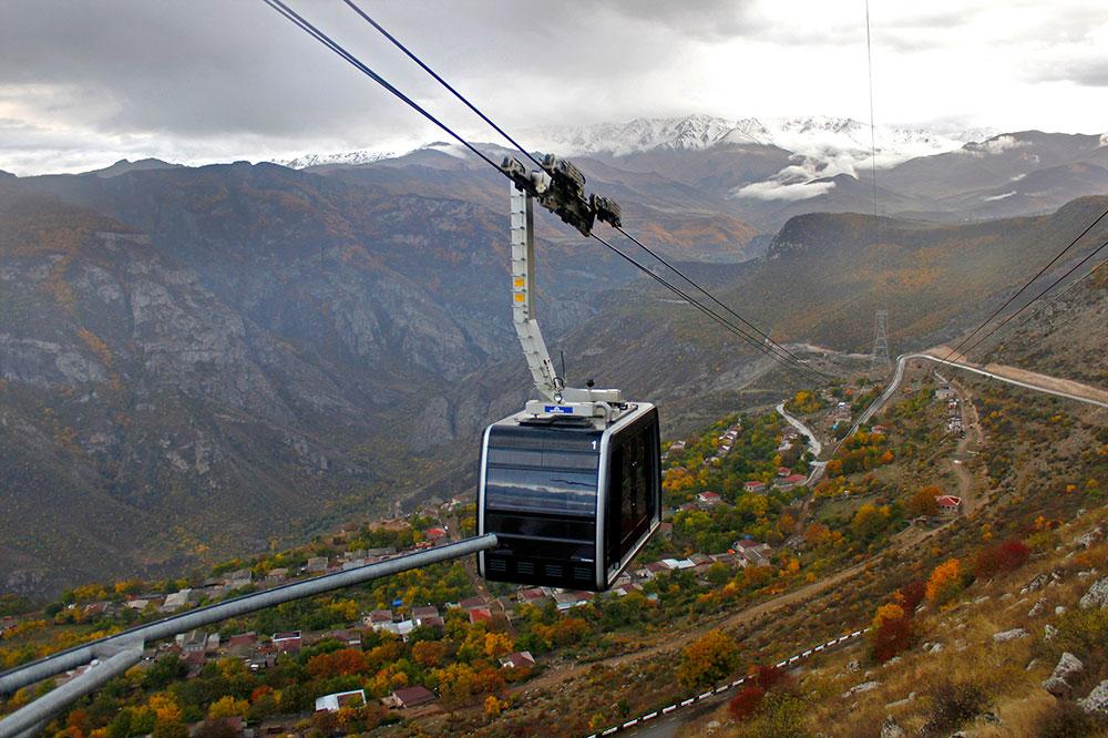 Cable Car Tatev