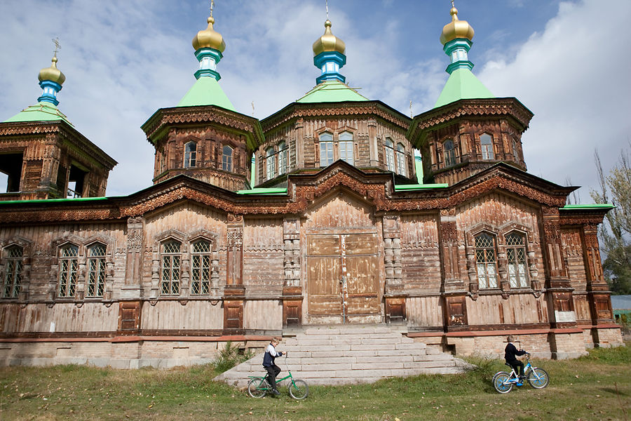 Holy Trinity Russian Orthodox Cathedral