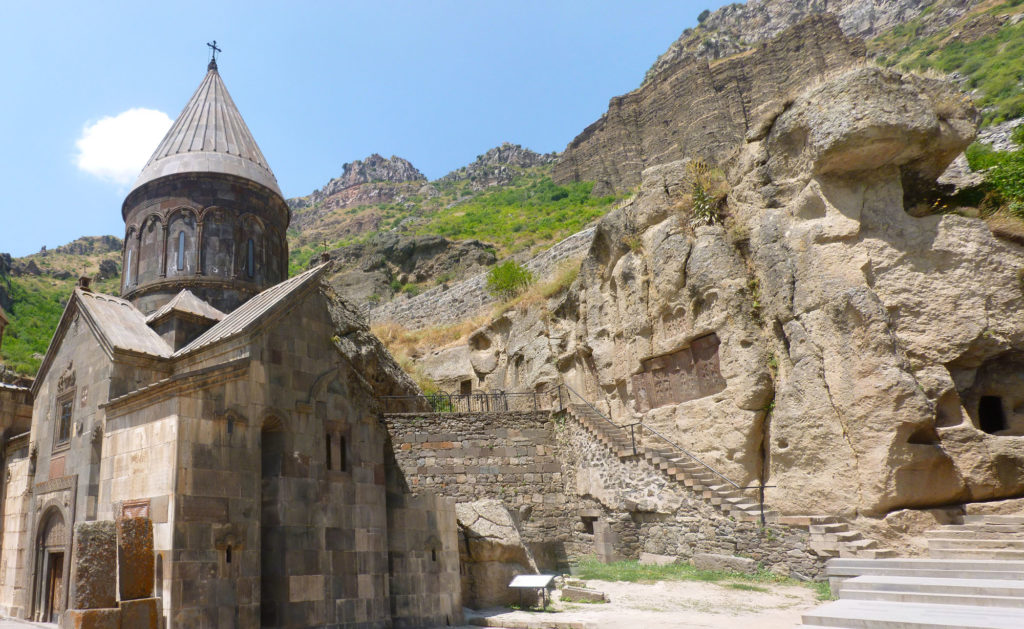 Monastery of Geghard Armenia