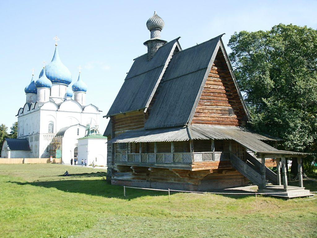 Wooden Church of St. Nicholas