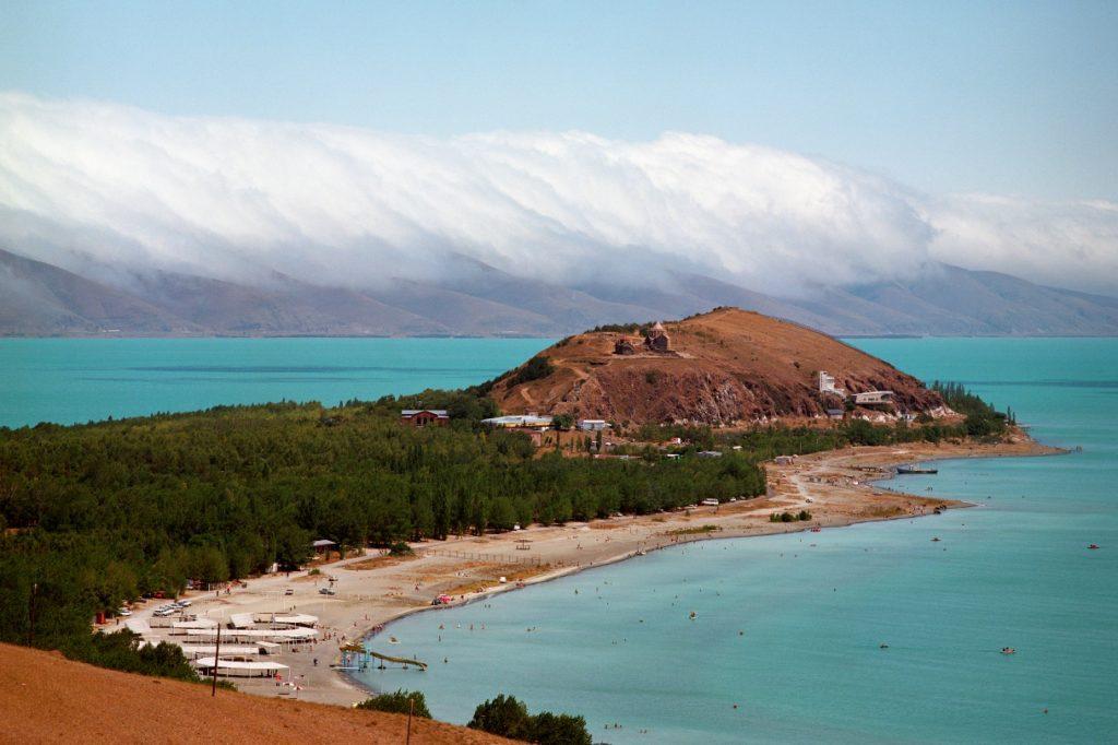 Largest Lake of Armenia