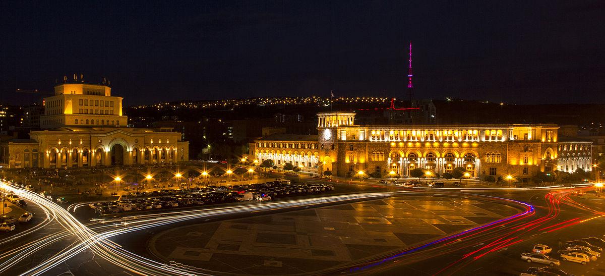Republic Square, Yerevan