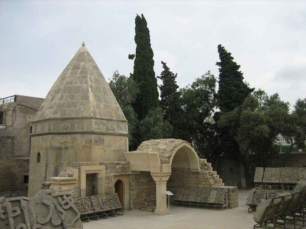 Palace of the Shirvanshahs Architecture