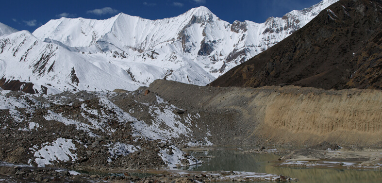 Nanda Devi East BC and Milam Glacier Trek