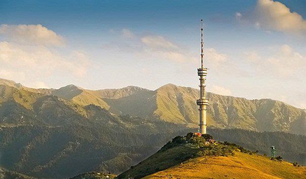 Kok Tobe Mountain