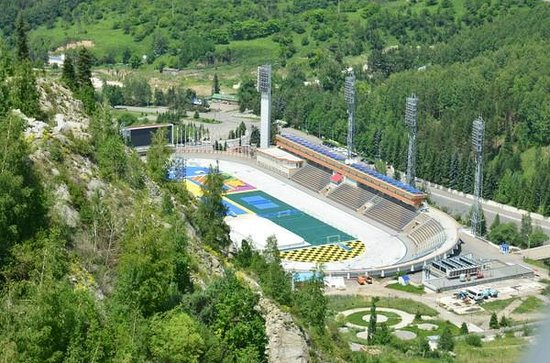 Incredible Nature Around Almaty