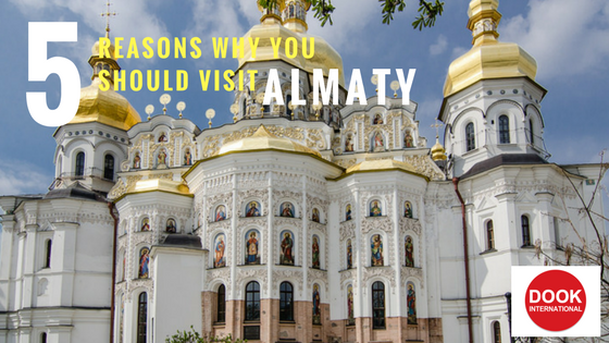 reasons why you should visit Almaty