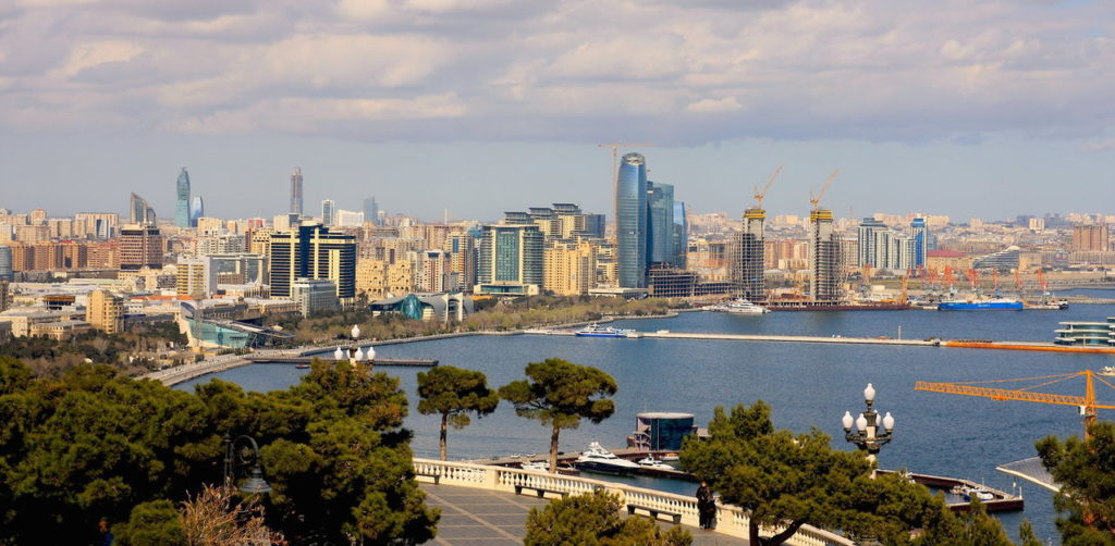 Baku Lanscape