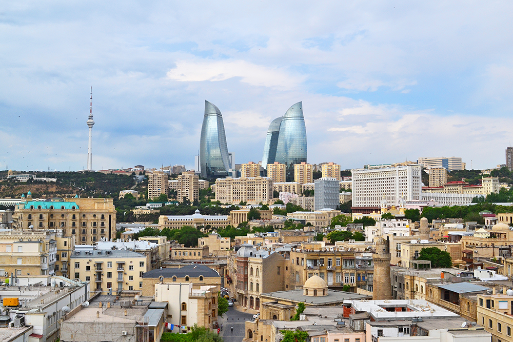 Azerbaijan is secular and liberal country