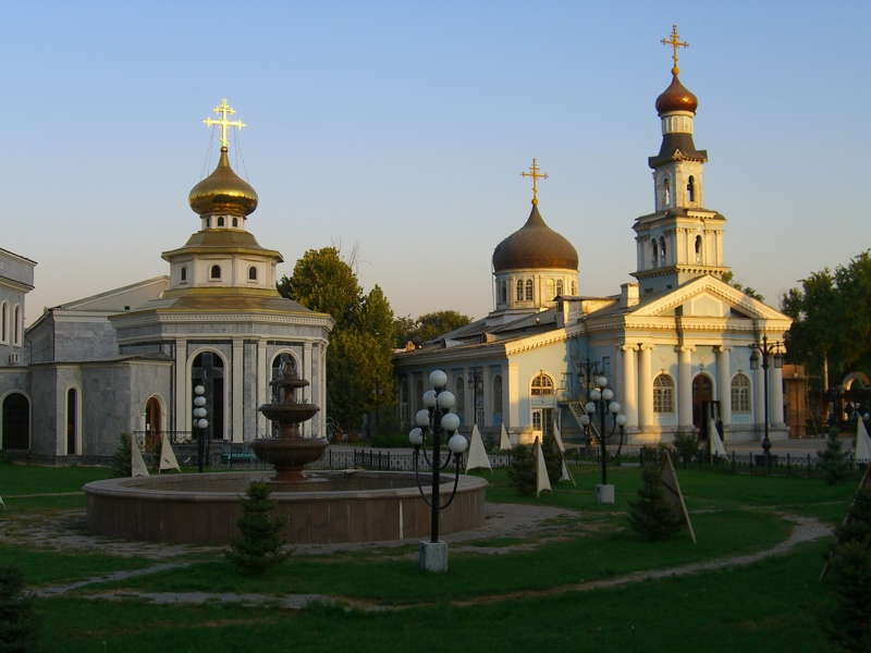 Saint Upensky cathedral