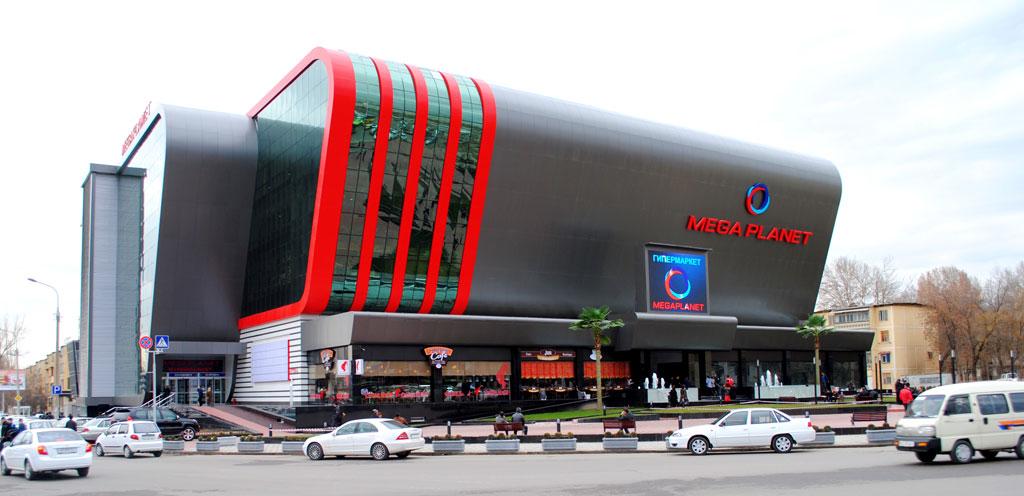 Tashkent Shopping Places