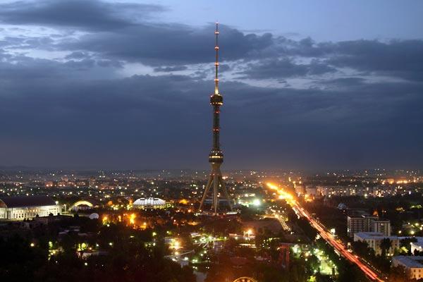 TV Tower Tashkent