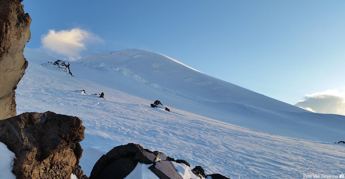 Mount Elbrus Russia