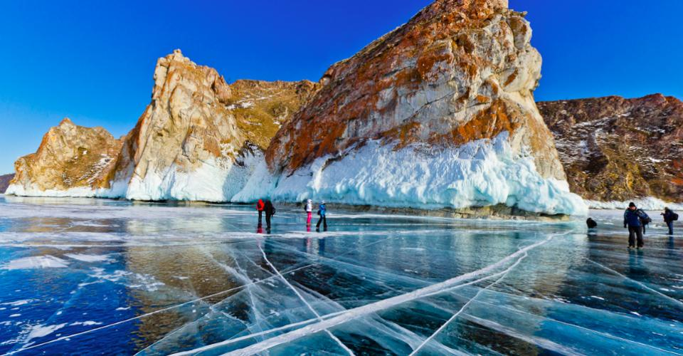 Lake Baikal - Deepest Lake in the World