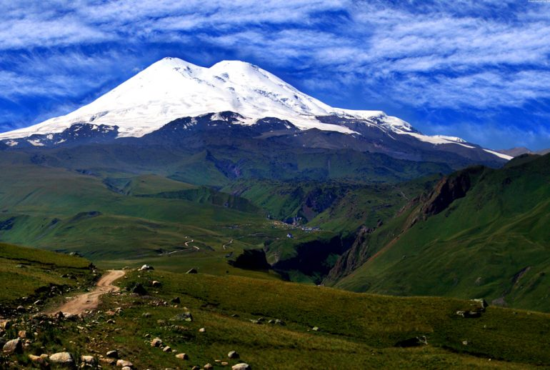 Mount Elbrus Climb Through North Side