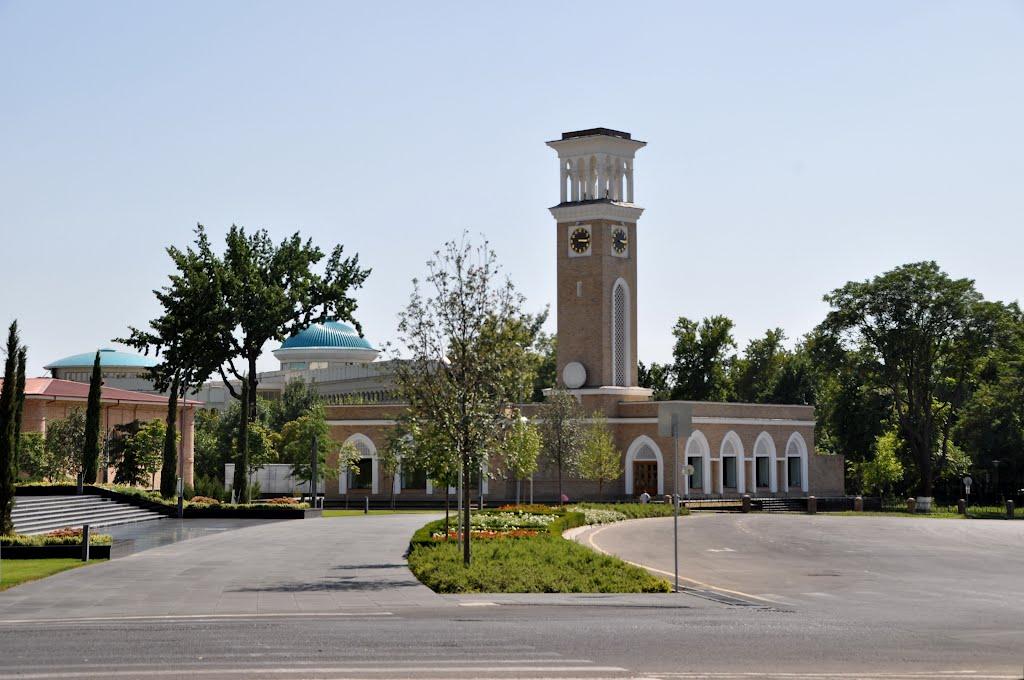 Tashkent Clock Tower