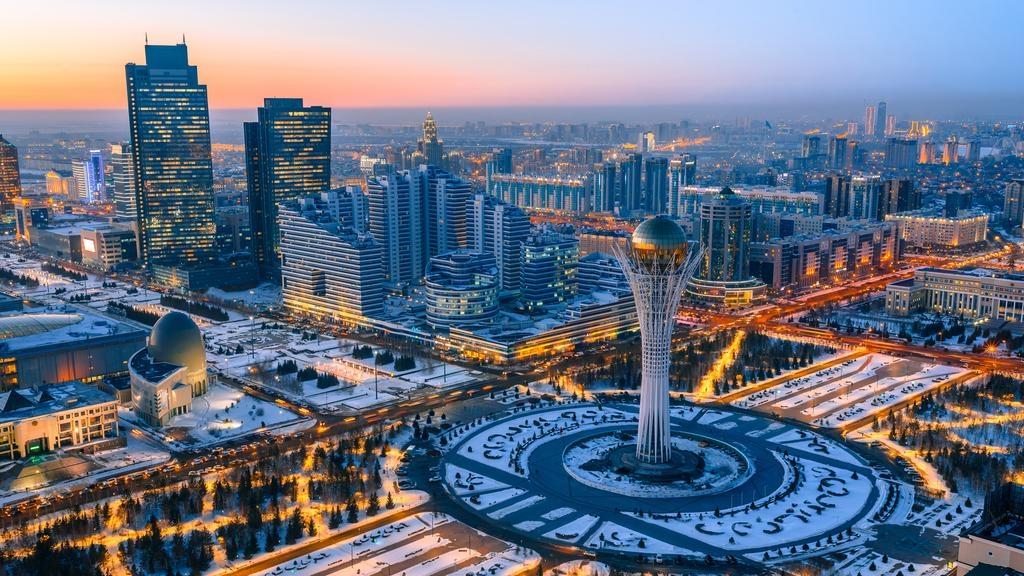 Kazakhstan Tour on LTC