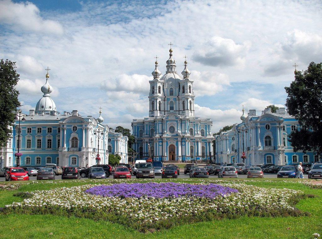 Smolny Convent St. Petersburg