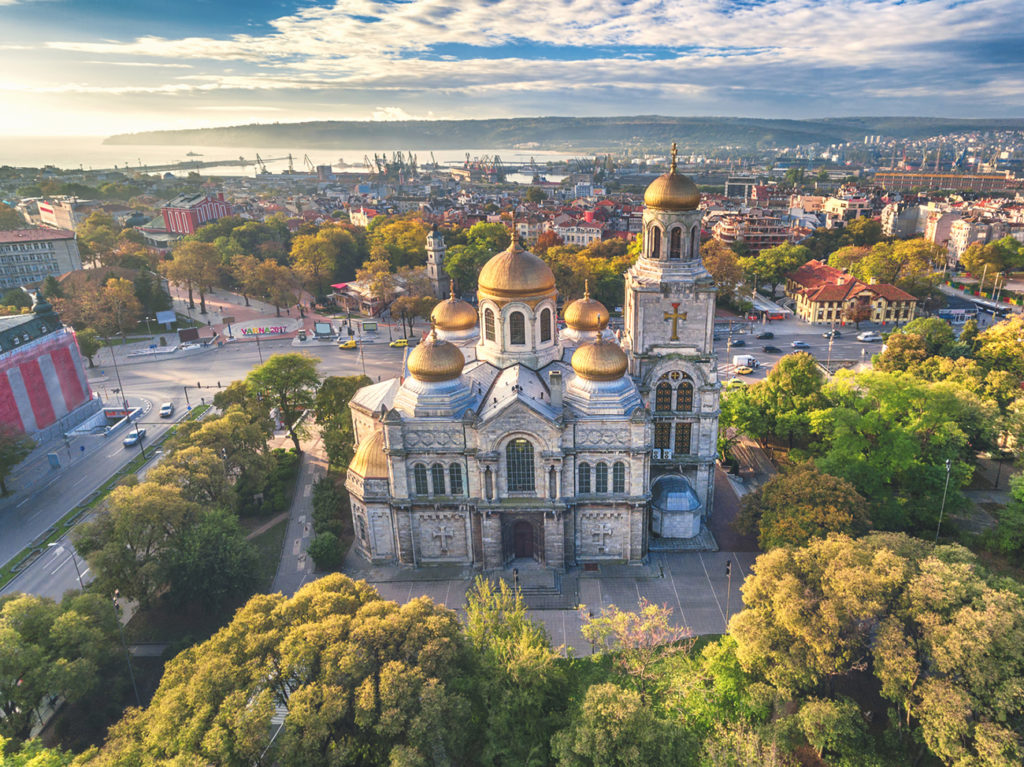 Attractions in Bulgaria
