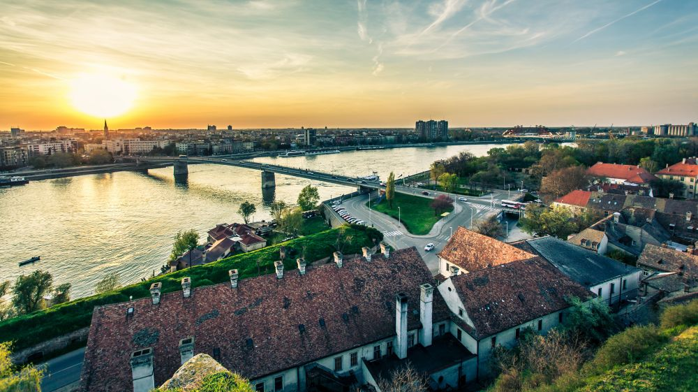 Attractions in Serbia